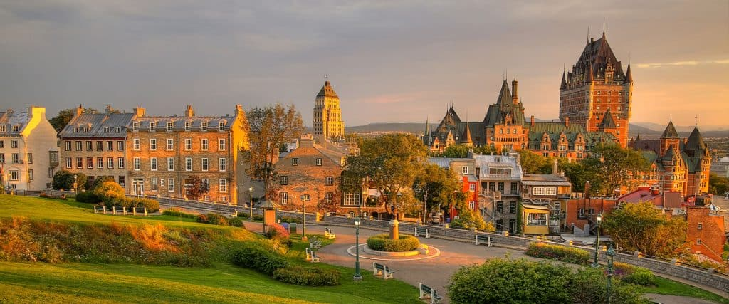 Photo Of Old Quebec