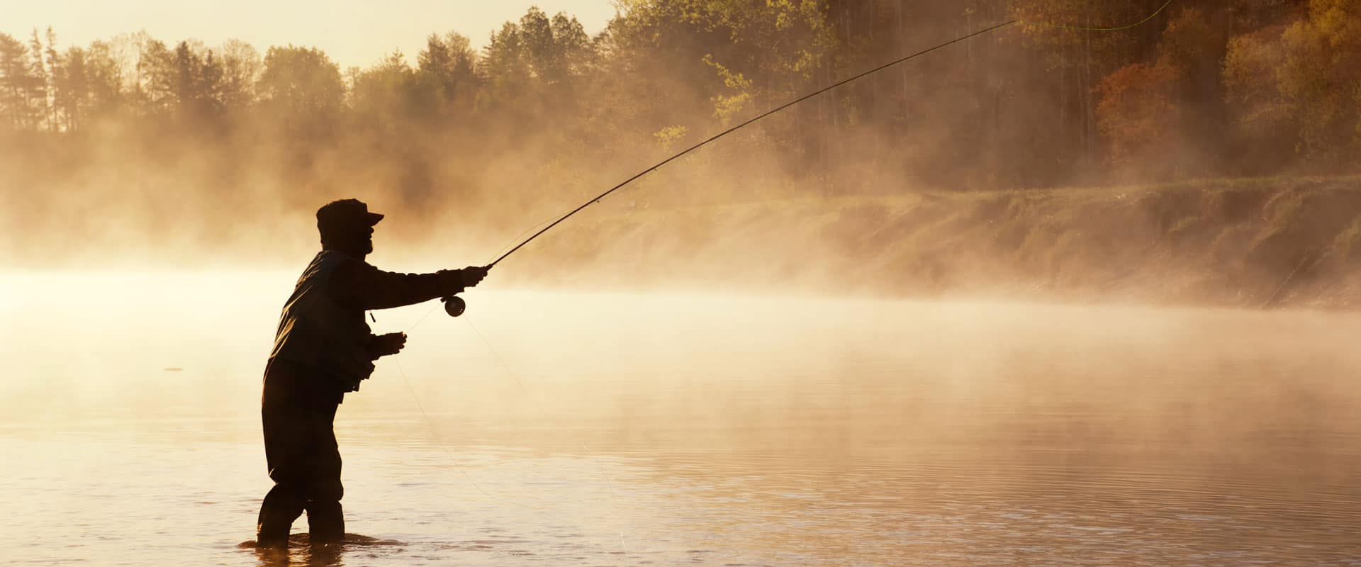 Photo of Fly Fisherman