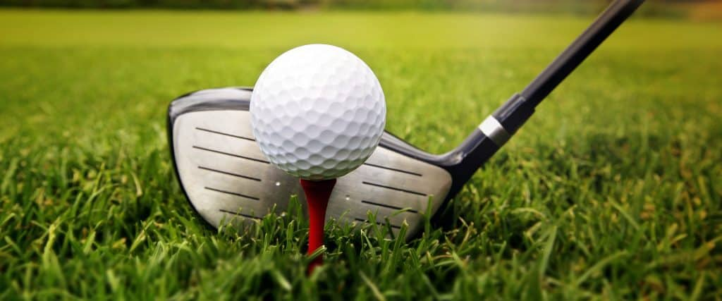 Photo of Golf Ball and Golf Club