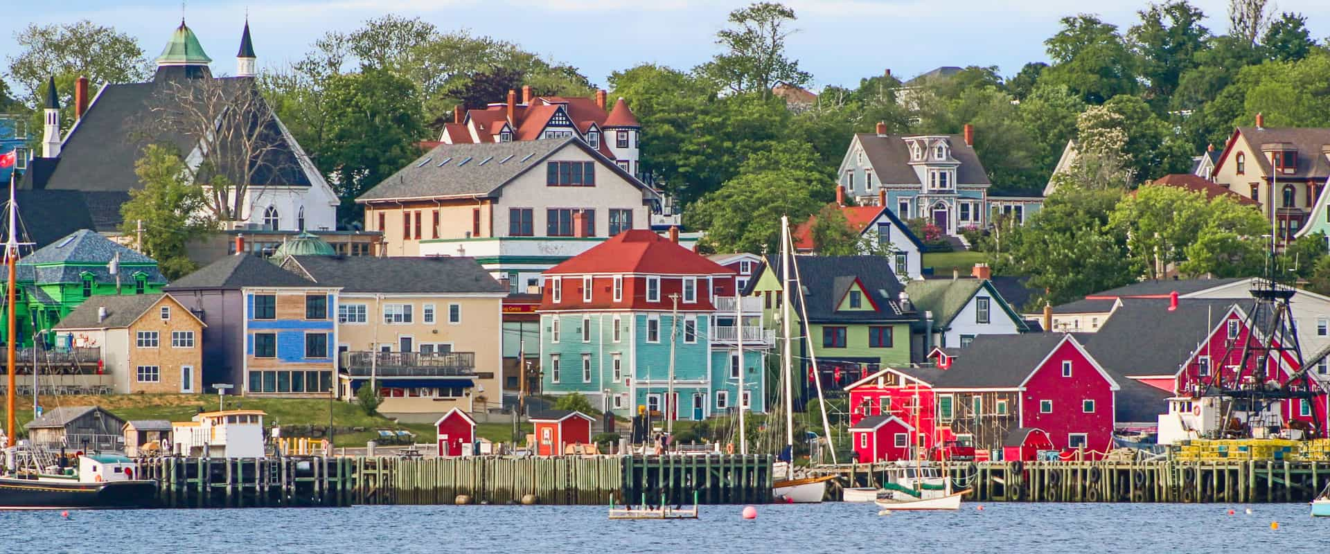 Photo of Lunenburg Nova Scotia