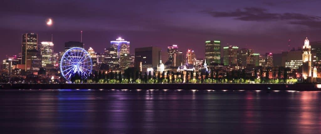 Photo of Montreal Skyline