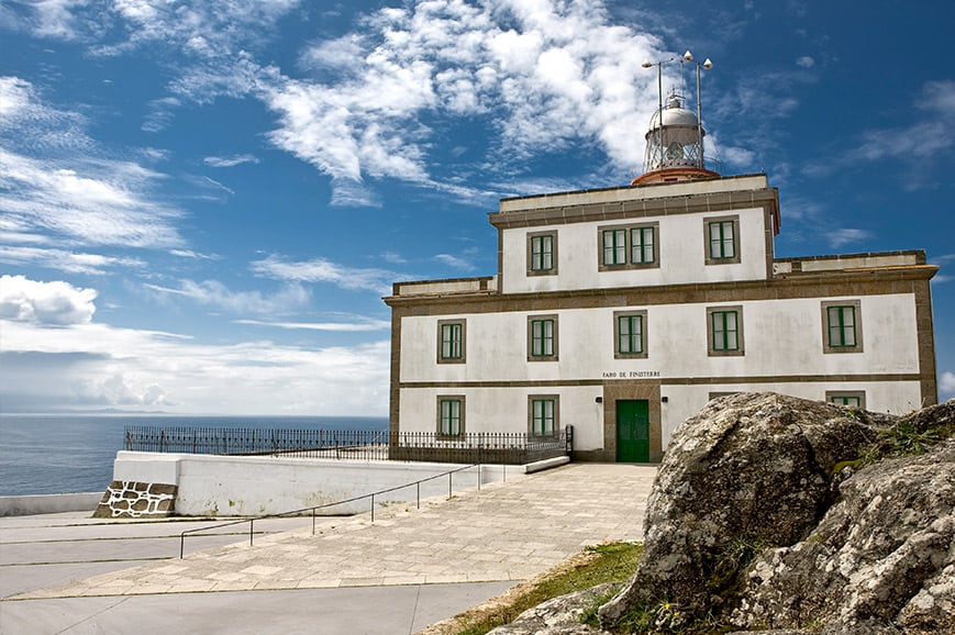 Finisterre lighthouse