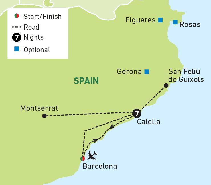spains-sunshine-coast-map