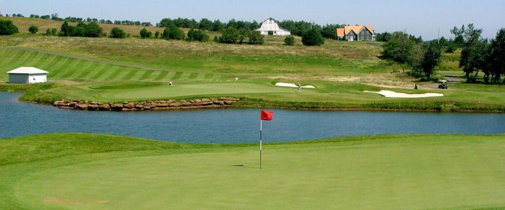 Crowbush-Golf