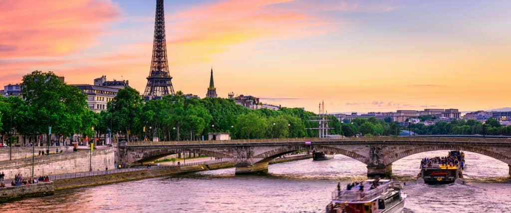 Paris, France - Freedom Tours and Travel