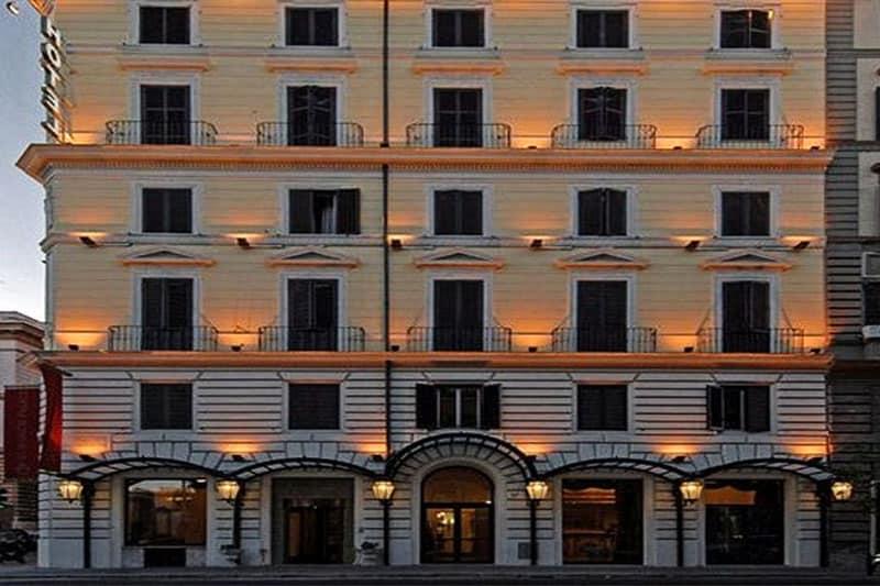 Romanico-Palace-In-Rome