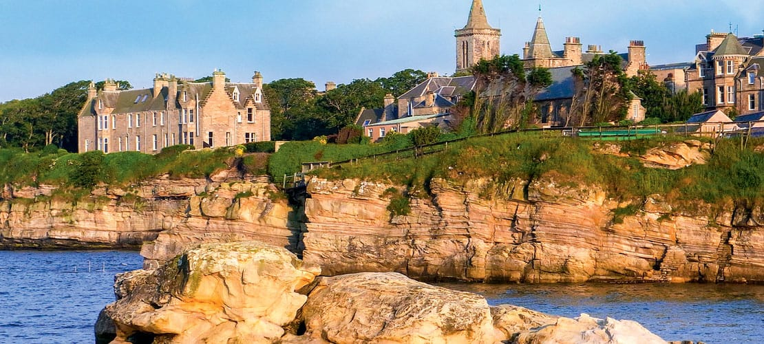 St-Andrews, Scotland