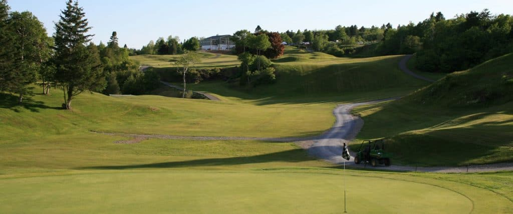 Photo of the Rochwood Park Golf Course in Saint John New Brunswick